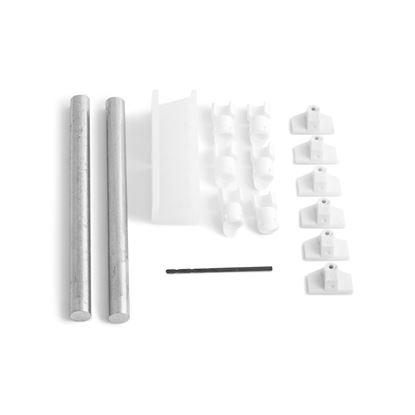 Reperationskit för spröjs i aluminium