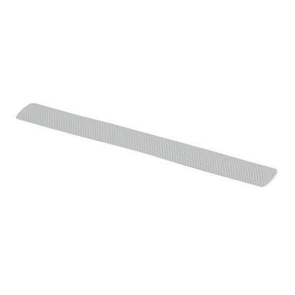 Kulörprov tillval, perforerad vit lamell 105