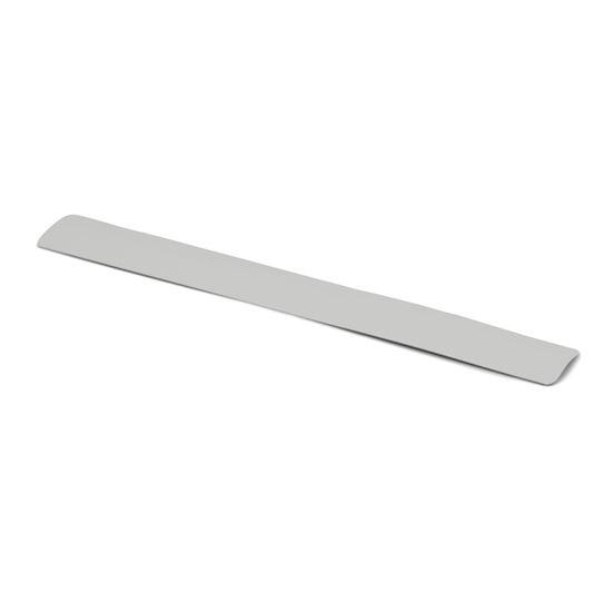 Kulörprov tillval, vit/svart lamell 216