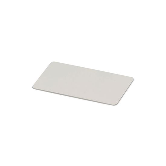 Kulörprov aluminium ren vit RAL 9010 (glans 30)