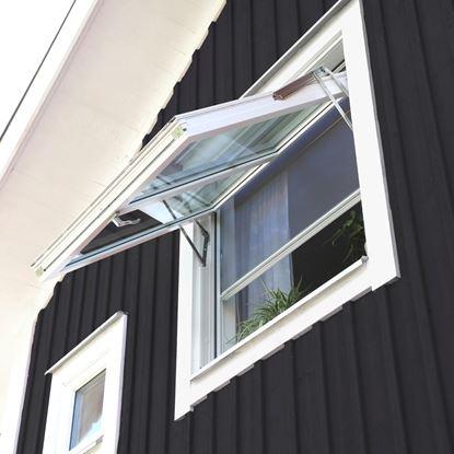 Myggnät fönster miljöbild